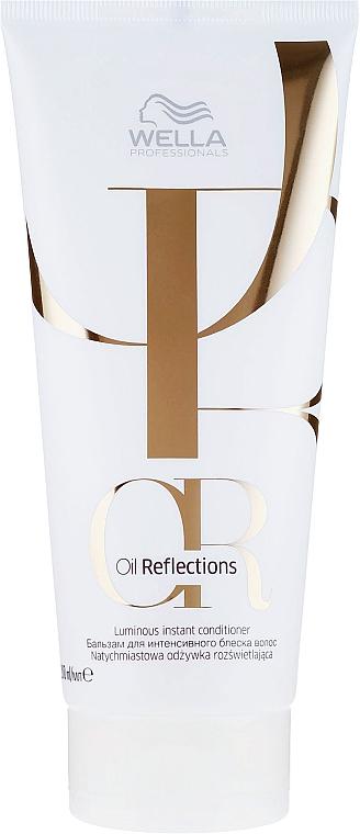 Express-Conditioner für strahlenden Glanz - Wella Professionals Oil Reflections Luminous Instant Conditioner