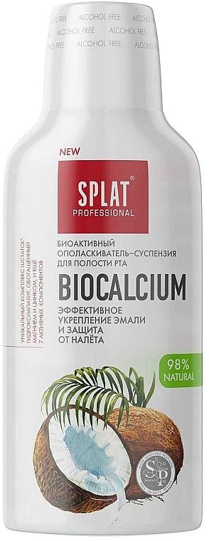 Erfrischende Mundspülung Biocalcium - Splat Biocalcium Mouthwash