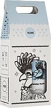 Düfte, Parfümerie und Kosmetik Haarset mit frischem Gras - Yope (Shampoo/300ml + Conditioner/170ml)