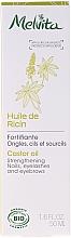 Düfte, Parfümerie und Kosmetik Melvita Huiles De Beaute Castor Oil - Bio Rizinusöl für Wimpern, Augenbrauen und Nägel