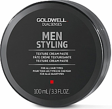 Modellierende Haarpaste für Männer - Goldwell Dualsenses For Men Texture Cream Paste — Bild N1