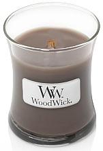 Düfte, Parfümerie und Kosmetik Duftkerze im Glas Sand & Driftwood - WoodWick Hourglass Candle Sand & Driftwood