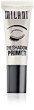 Düfte, Parfümerie und Kosmetik Lidschatten-Primer - Milani Eyeshadow Primer