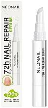 Düfte, Parfümerie und Kosmetik Serum für Nägel - Neonail Professional 72h Nail Repair Serum
