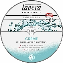 Düfte, Parfümerie und Kosmetik Intensiv pflegende und schützende Creme für besonders trockene Haut - Lavera All-Round Cream