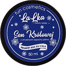 Düfte, Parfümerie und Kosmetik Creme-Mousse für den Körper - Lalka Queen's Dream