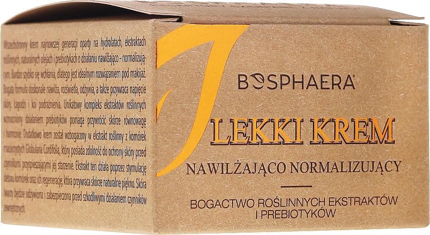Feuchtigkeitsspendende beruhigende pflegende und regenerierende Gesichtscreme für alle Hauttypen - Bosphaera — Bild N2