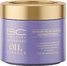 Düfte, Parfümerie und Kosmetik Regenerierende Haarmaske mit Öl und Keratin - Schwarzkopf Professional Bonacure Oil & Micro Keratin Mask