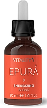 Düfte, Parfümerie und Kosmetik Energiespendendes Haarkonzentrat - Vitality's Epura Energizing Blend