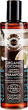 Düfte, Parfümerie und Kosmetik Feuchtigkeitsspendendes Shampoo mit Bio Kokosöl - Planeta Organica Organic Coconut Natural Hair Shampoo