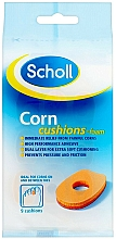 Düfte, Parfümerie und Kosmetik Schaumstoff-Kissen für Zehen - Scholl Corn Cushions-Foam