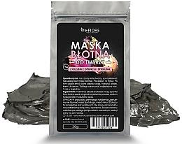 Düfte, Parfümerie und Kosmetik Schlammmaske für das Gesicht mit Spirulina - E-fiore Mud Face Mask With Spirulina, Opuntia Oil And HA Acid