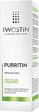 Düfte, Parfümerie und Kosmetik Aktive Gesichtscreme für fettige und Problemhaut - Iwostin Purritin Active Cream