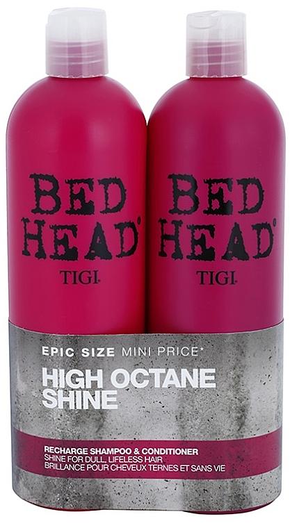 Haarpflegeset - Tigi Bed Head Racharge (Shampoo 750ml + Conditioner 750ml)