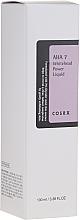 Düfte, Parfümerie und Kosmetik Aufhellende Gesichtsessenz mit AHA-Säure 7% - Cosrx AHA7 Whitehead Power Liquid