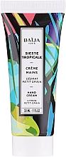 Düfte, Parfümerie und Kosmetik Parfümierte Handcreme - Baija Sieste Tropicale Hand Cream