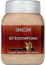 Düfte, Parfümerie und Kosmetik Torfsalz für Bad und Umschläge - BingoSpa Salt Mud Bath