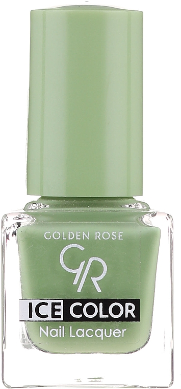 Nagellack - Golden Rose Ice Color Nail Lacquer