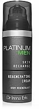 Düfte, Parfümerie und Kosmetik Regenerierende Gesichtscreme - Dr Irena Eris Platinum Men Regenerating Cream