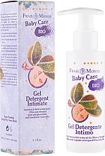 Düfte, Parfümerie und Kosmetik Sanftes Reinigungsgel für die Intimhygiene für Babys - Frais Monde Baby Care Intimate Cleaning Gel
