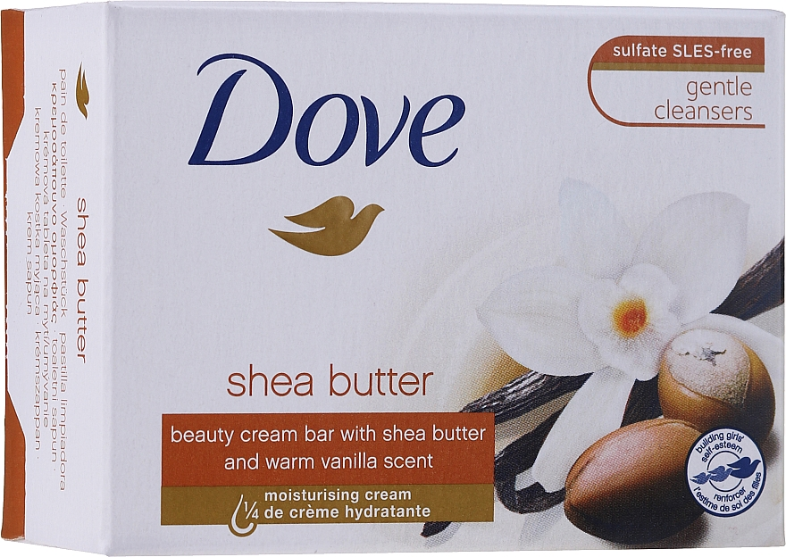 Cremeseife mit Sheabutter - Dove