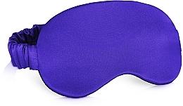 Düfte, Parfümerie und Kosmetik Schlafmaske Soft Touch indigoblau - MakeUp