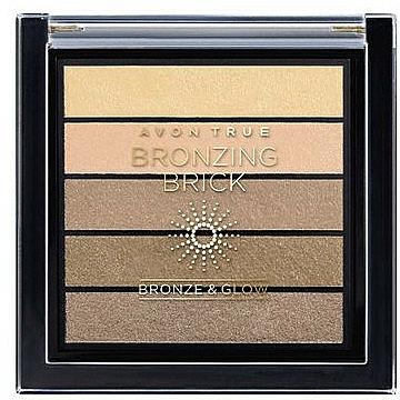Gesichtsbronzer - Avon True Bronzing Brick — Bild N1