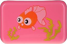 Düfte, Parfümerie und Kosmetik Kinder-Seifendose 6024 rosa mit Fischlein - Donegal