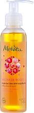 Düfte, Parfümerie und Kosmetik Melvita Nectar De Rose Milky Cleansing Oil - Milchiges Reinigunsöl zum Abschminken
