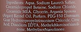 Flüssigseife für Körper und Hand mit Arganöl - Xpel Marketing Ltd Argan Oil Moisturizing Hand Body Wash — Bild N2