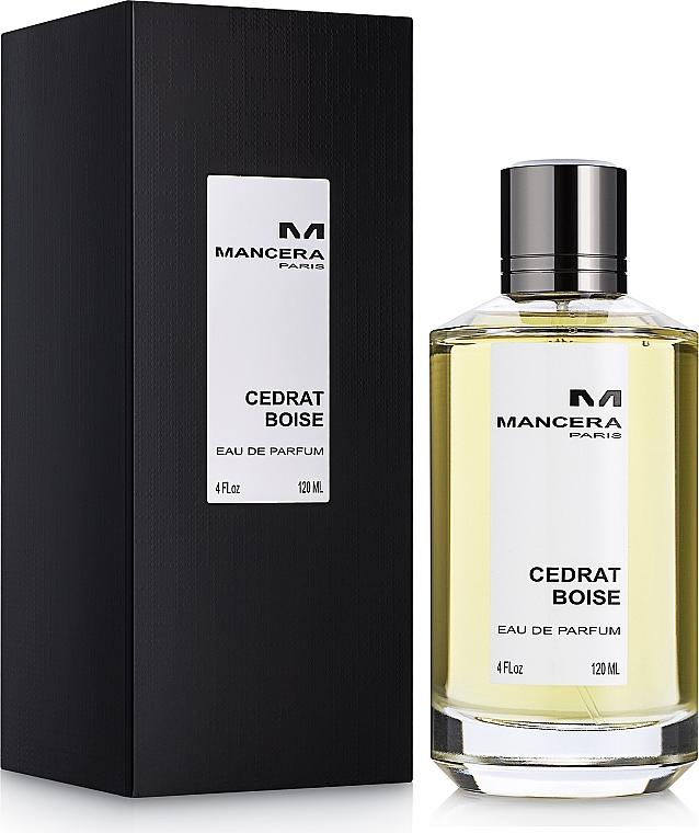 Mancera Cedrat Boise - Eau de Parfum — Bild N2