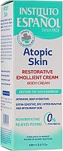 Düfte, Parfümerie und Kosmetik Emollient-Restaurationscreme für atopische Haut - Instituto Espanol Atopic Skin Restoring Emollient Cream