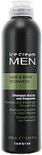Düfte, Parfümerie und Kosmetik 2in1 Shampoo und Duschgel für Männer - Inebrya Ice Cream Men Hair and Body Recharge
