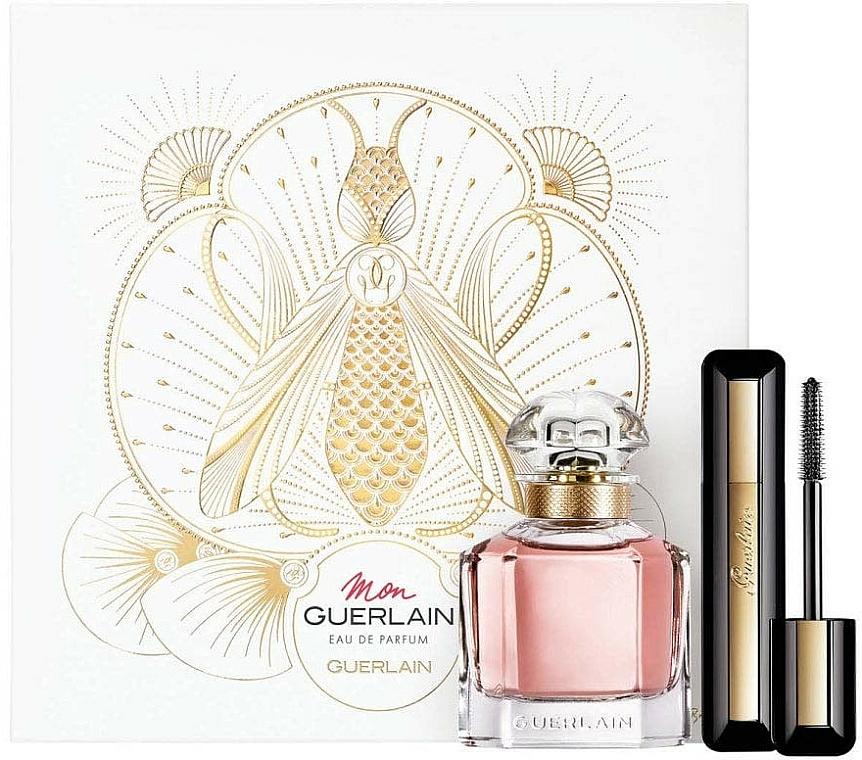 Guerlain Mon Guerlain Florale - Duftset (Eau de Parfum/50ml + Wimperntusche/8,5ml)