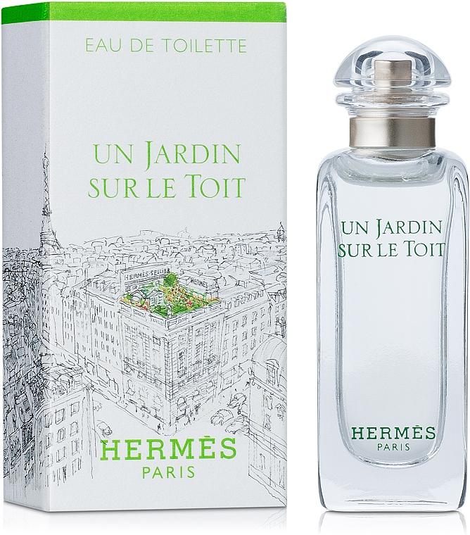 Hermes Un Jardin sur le Toit - Eau de Toilette (Mini)