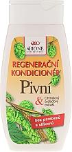 Düfte, Parfümerie und Kosmetik Regenerierende Haarspülung mit Bierhefe - Bione Cosmetics Beer Regenerative Conditioner