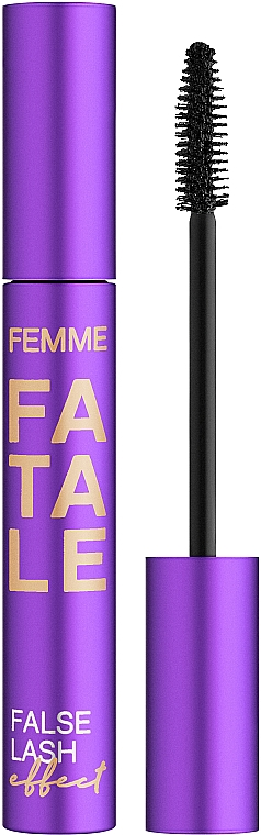 Wimperntusche für mehr Volumen - Vivienne Sabo Femme fatale