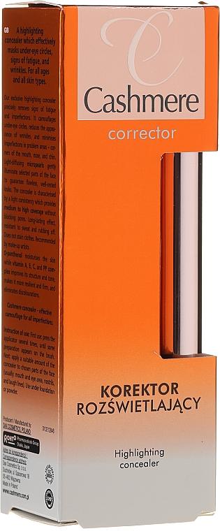 Aufhellender Gesichts-Concealer - Dax Cashmere Corrector Highlighting Concealer