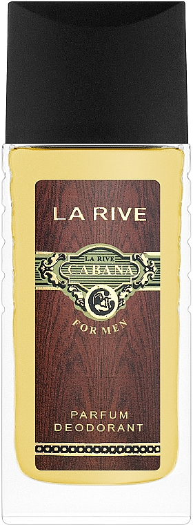 La Rive Cabana - Parfümiertes Körperspray