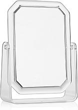 Düfte, Parfümerie und Kosmetik Doppelseitiger rechteckiger Standspiegel 19.5x14.5 cm - Titania