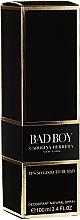 Düfte, Parfümerie und Kosmetik Carolina Herrera Bad Boy - Deospray
