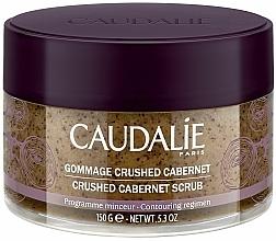 Düfte, Parfümerie und Kosmetik Körperpeeling mit Traubenkernen - Caudalie Vinotherapie Crushed Cabernet Scrub