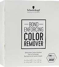 Düfte, Parfümerie und Kosmetik Farbflecken-Entferner - Schwarzkopf Professional Bond Enforcing Color Remover