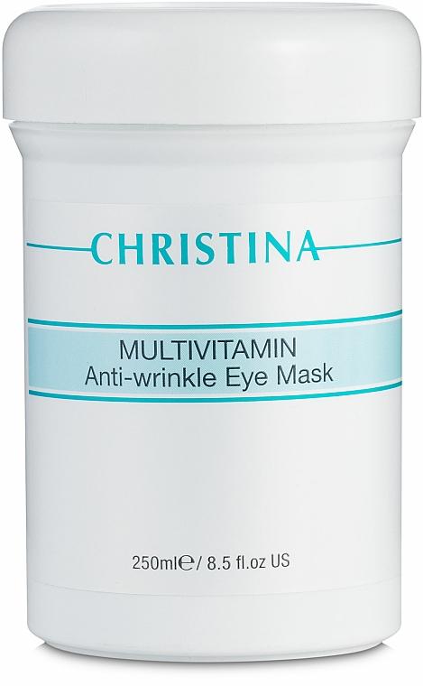 Multivitamin-Augenmaske - Christina Multivitamin Anti-Wrinkle Eye Mask
