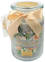 Düfte, Parfümerie und Kosmetik Duftkerze im Glas All the Best 10x16 cm 700 gr - Artman All the Best