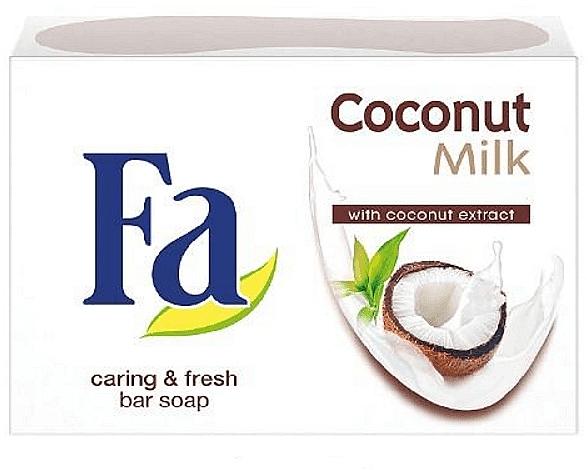 Cremeseife mit Kokosnussextrakt - Fa Coconut Milk