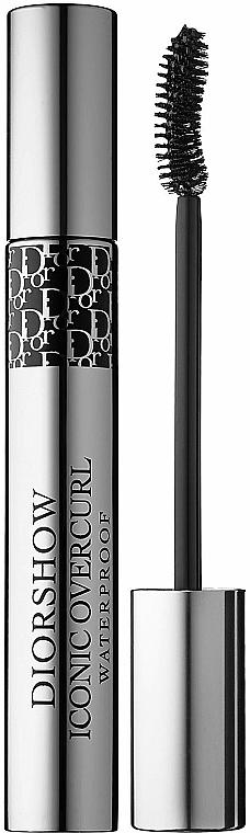 Wasserfeste Wimperntusche - Dior Diorshow Iconic Overcurl Waterproof