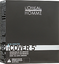 Düfte, Parfümerie und Kosmetik Coloration-Gel für das Haar - L'Oreal Professionnel Cover 5