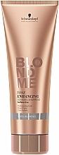 Düfte, Parfümerie und Kosmetik Farbneutralisierendes Shampoo für kühle Blondtöne - Schwarzkopf Professional Blondme Tone Enhancing Bonding Shampoo Cool Blondes