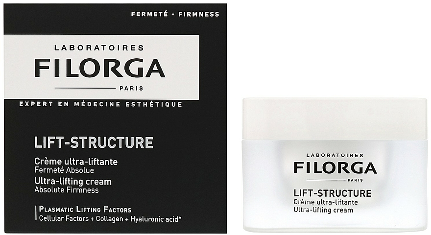 Straffende Gesichtscreme mit Lifting-Effekt - Filorga Lift-Structure Ultra-Lifting Cream